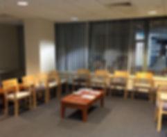 Ashford Specialist Centre Reception