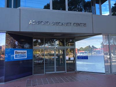 Ashford Specialist Centre