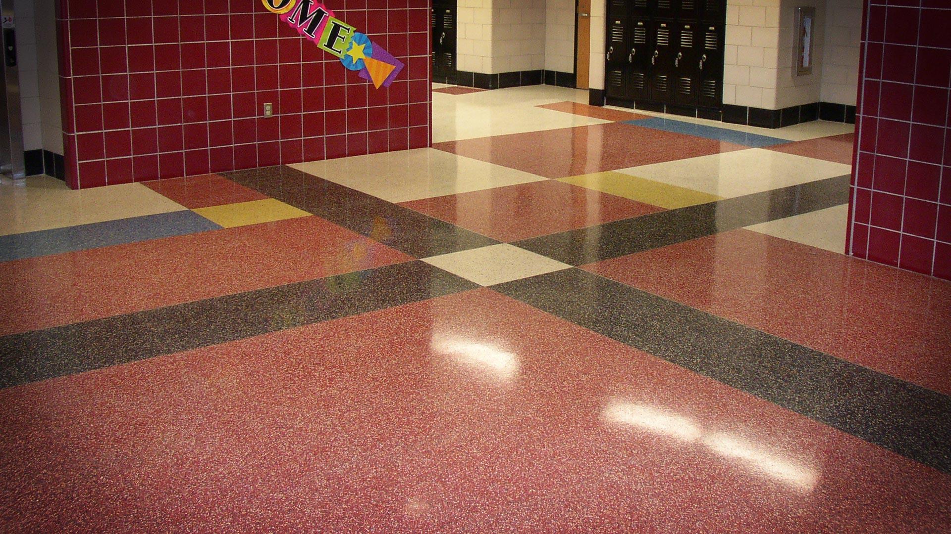 Terrazzo Flooring Premium Contractor