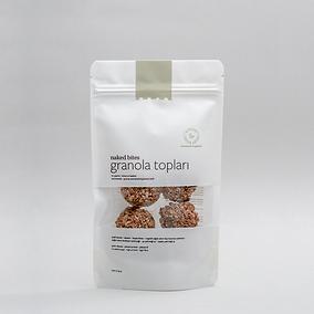 Granola Topları - Kinoa & Bademli - 70 gr