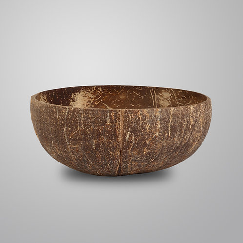 Natural Coconut Bowl - Gaia's Store