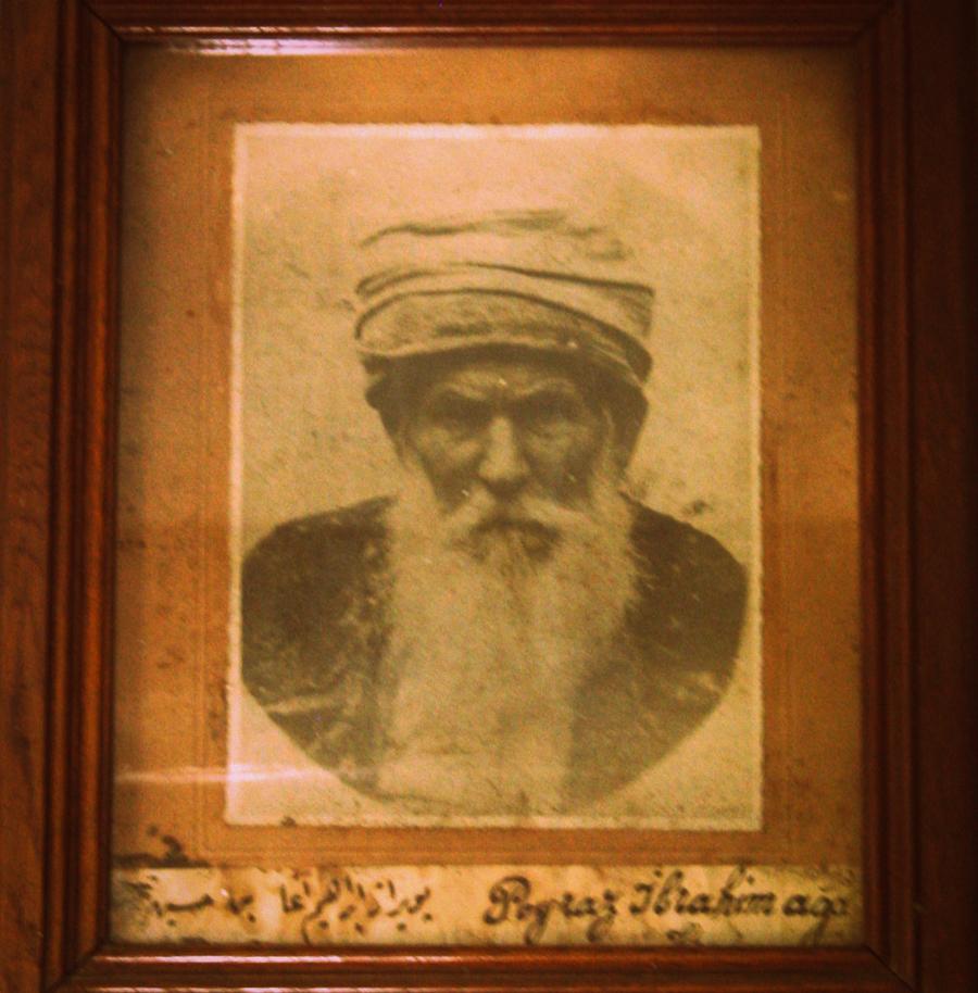 İlk Yoğurtçu Poyraz İbrahim Ağa