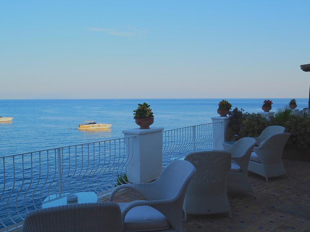 Miramare Sea Resort terassi