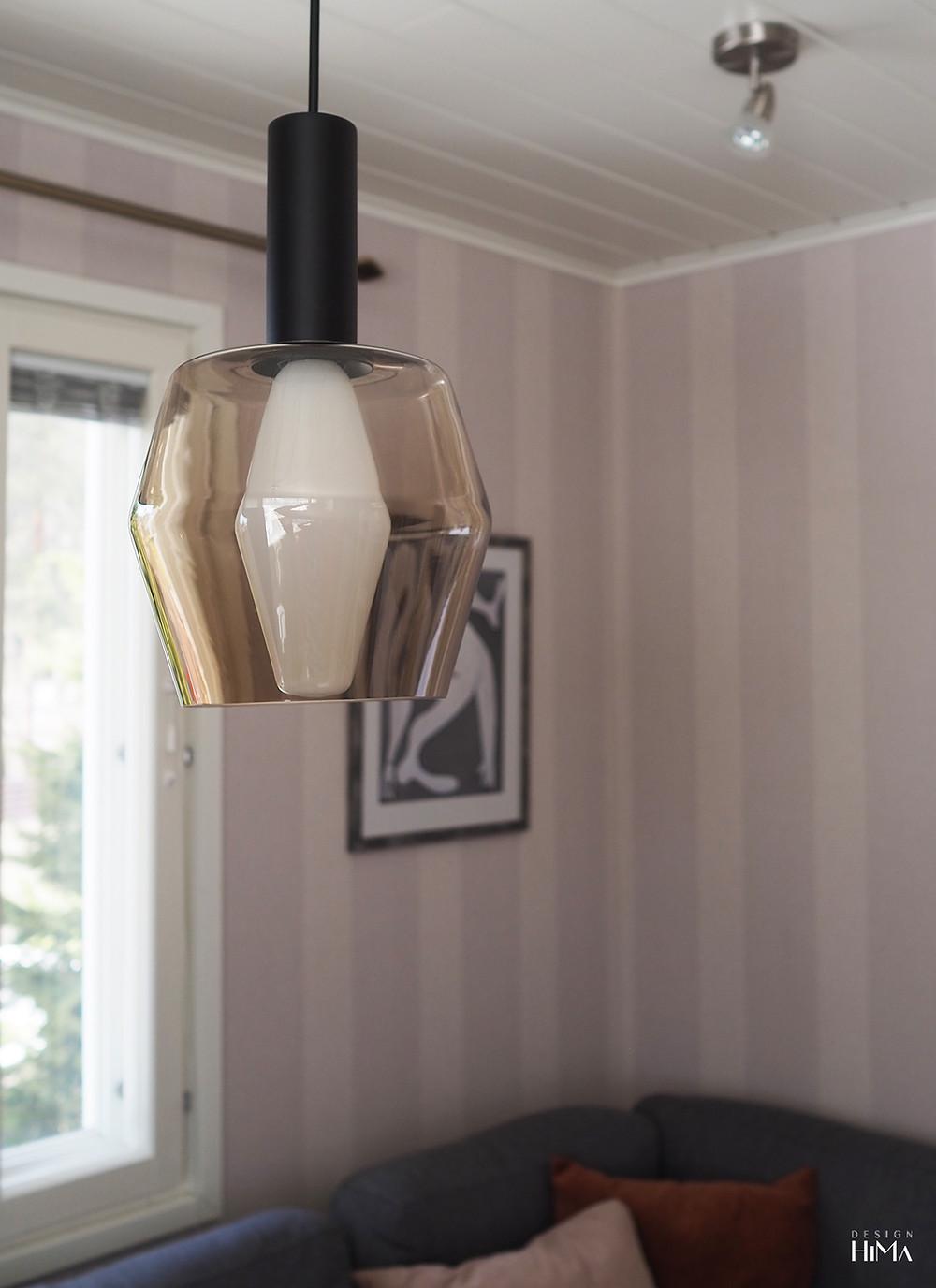 Airam K-12 -valaisin ja WIR-lamppu