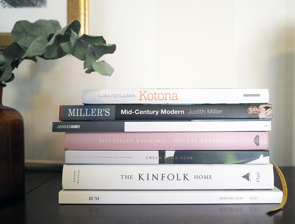 Kotona – Parhaat ideat kotiin, puutarhaan ja kesän juhliin kirjapino