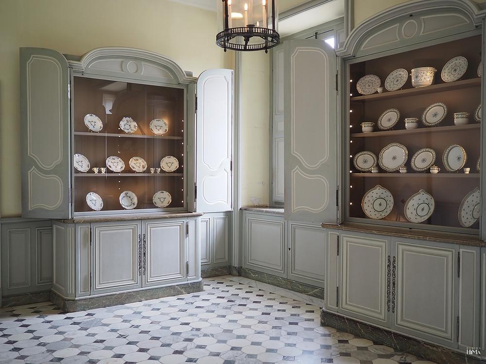Petit Trianon posliiniastiat