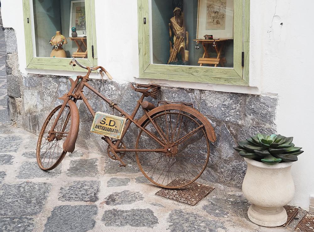 Sant'Angelo antiikkipyörä
