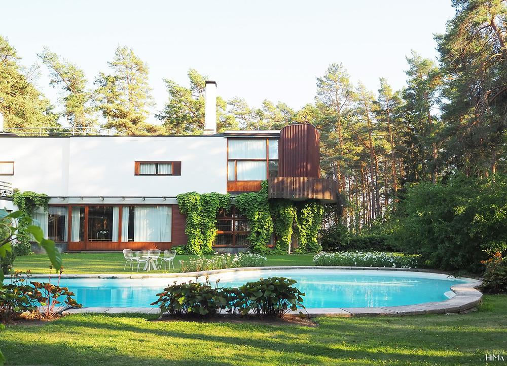 Villa Mairea uima-allas