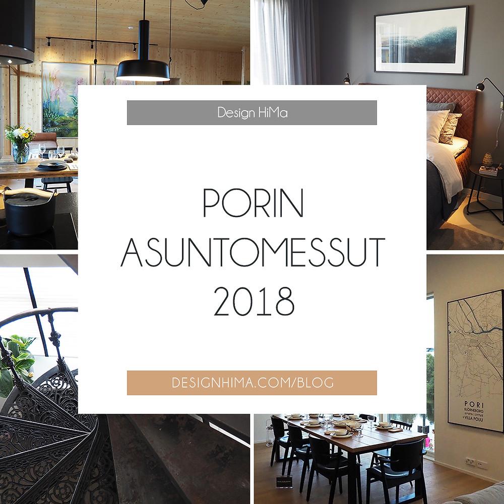 Asuntomessut 2018 Porissa