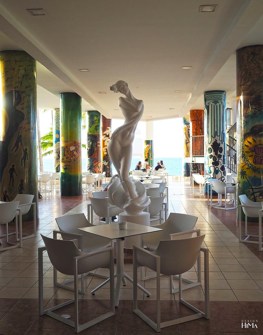 Hotel Melia Varadero ulkoterassi