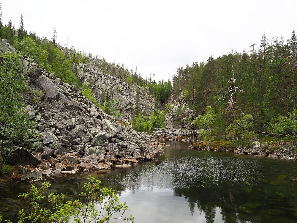 Isokuru Pyhä-Luosto kansallispuisto