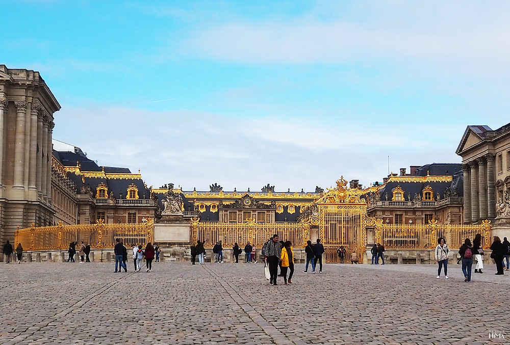 Versaillesin linnan portti