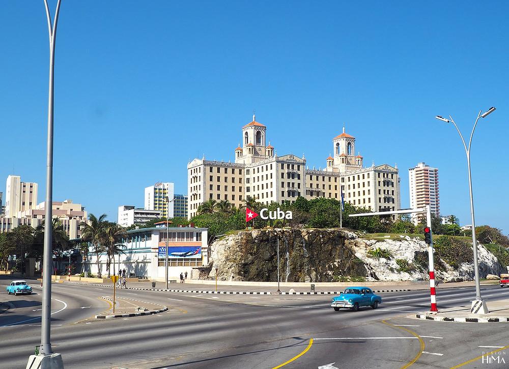 Havana Cuba El Malecon