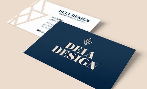 Deia Design käyntikortti