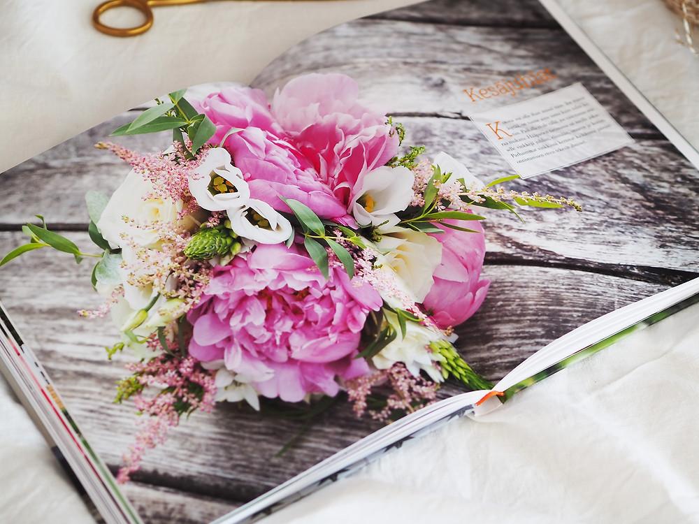 Kotona – Parhaat ideat kotiin, puutarhaan ja kesän juhliin Kesäjuhlat