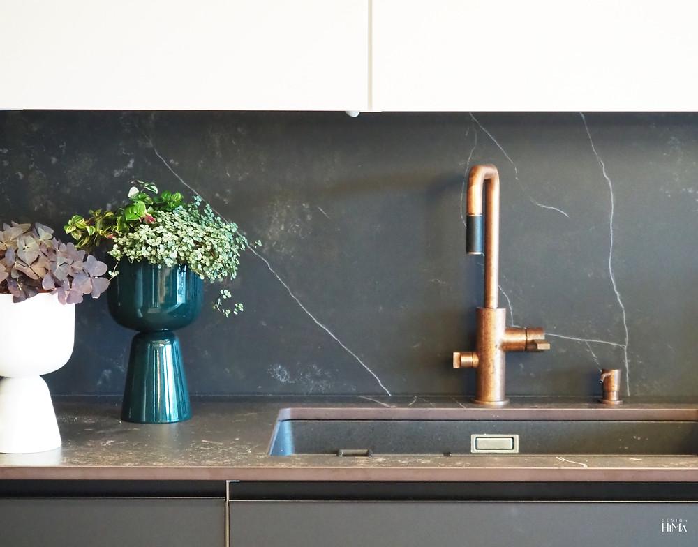 Pikkupolku Moderni keittiön hana