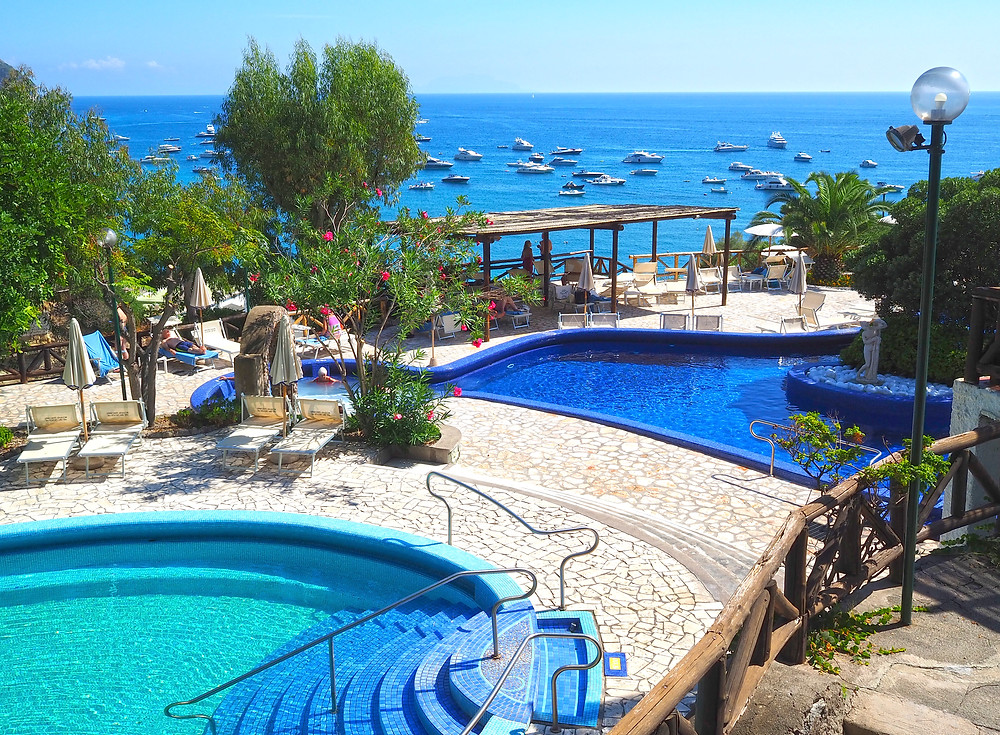 Hotel Apollon Club altaat
