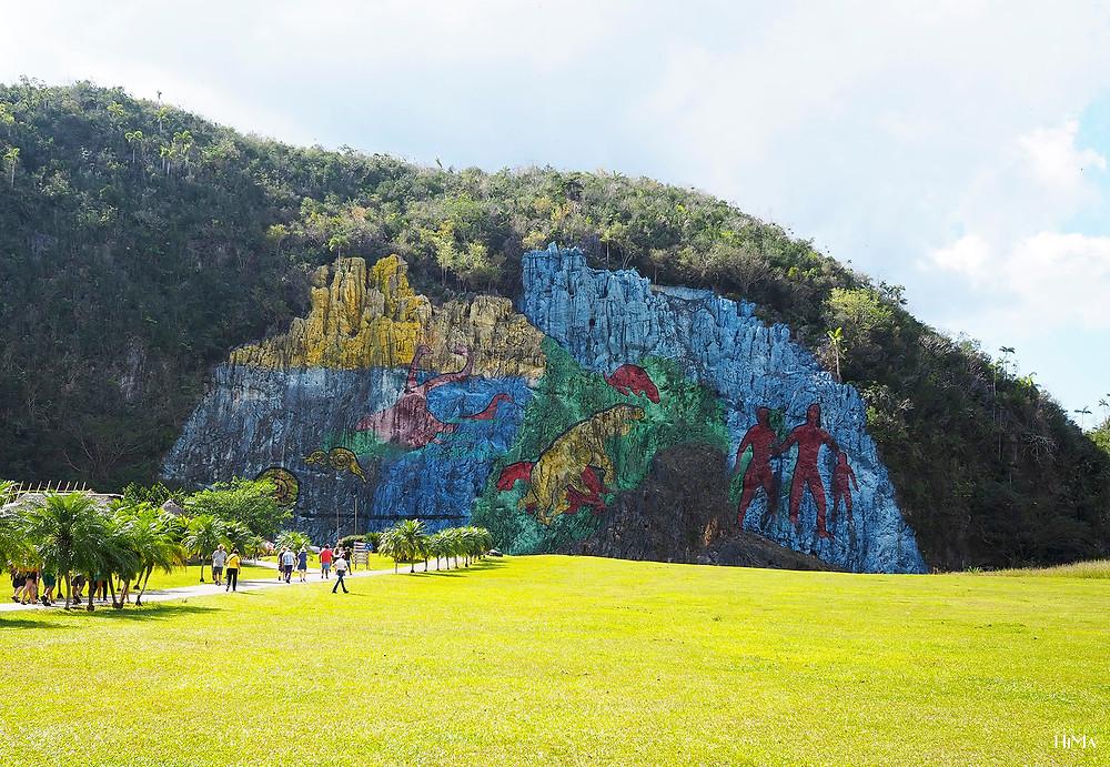 Kuuba Vinales muraali