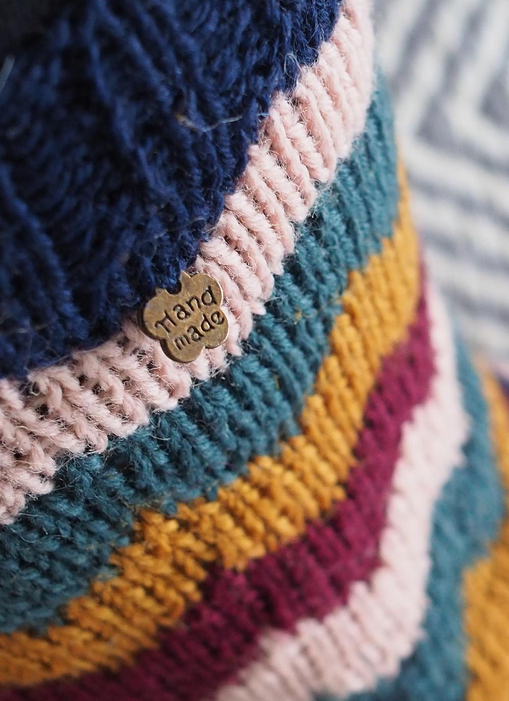 villasukat handmade tag