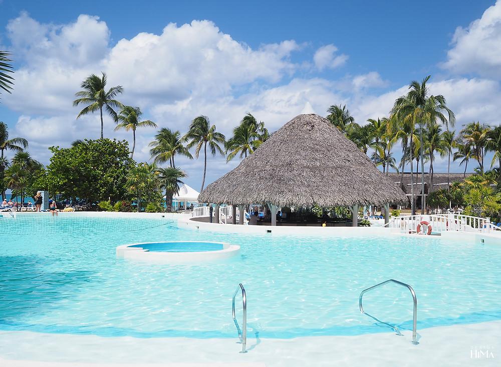 Hotel Melia Varadero Kuuba allasalue