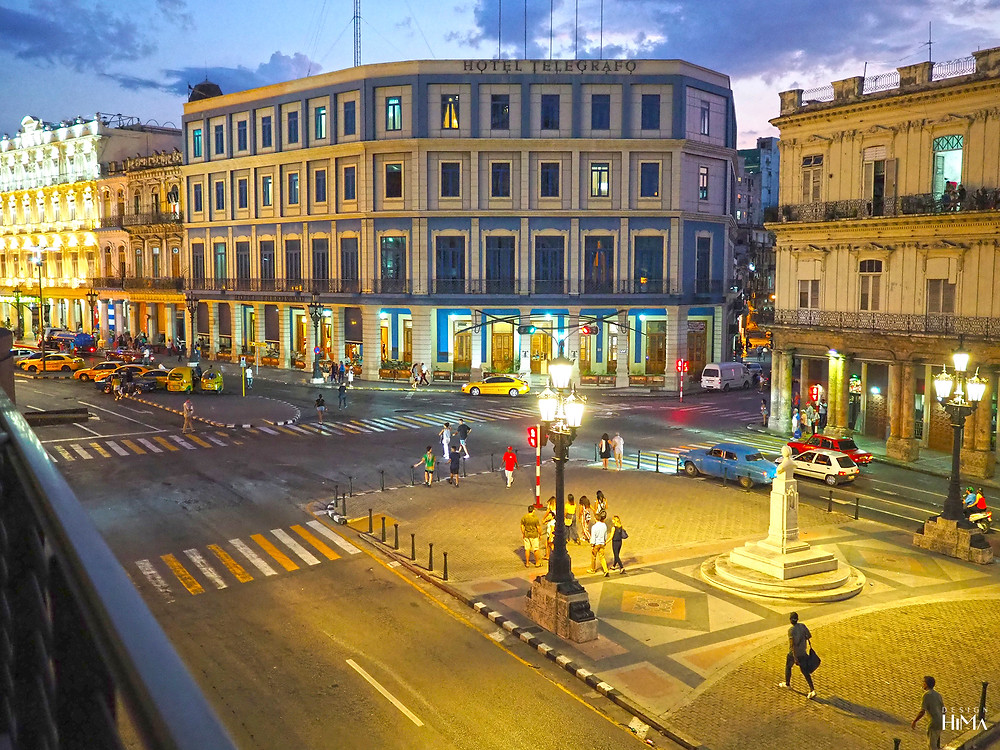Havana by night, Pargue Central