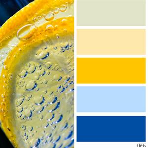 Lemonade väriteema