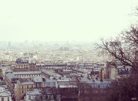 Pariisin matkan jälkeistä sitku-elämää