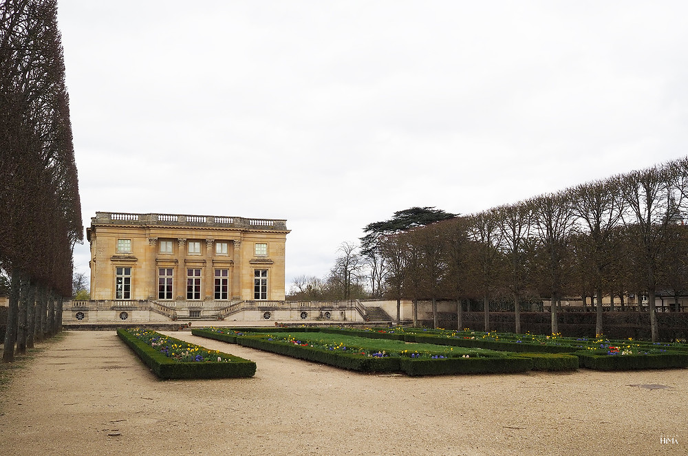 Petit Trianon puutarha