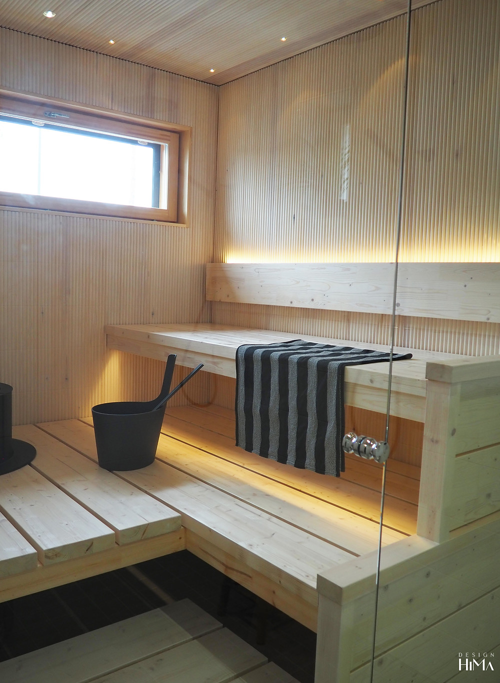 Kultakoivu sauna