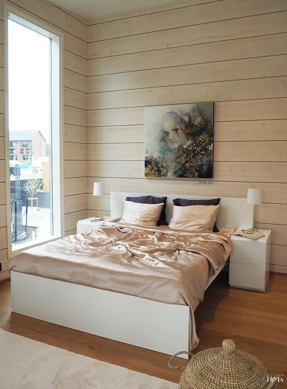 Villa Fortuna makuuhuone