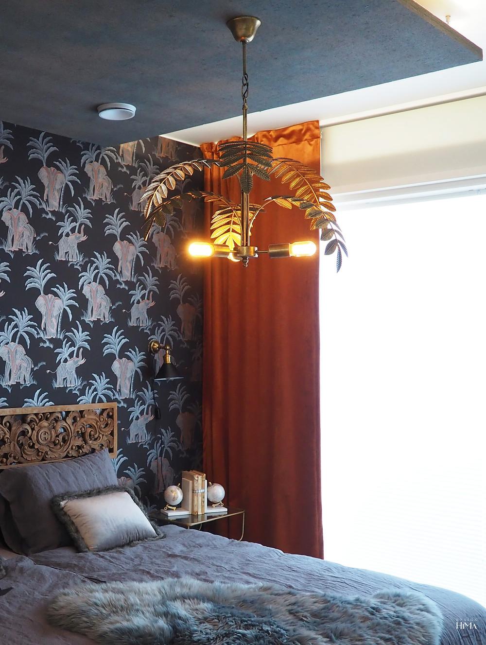 Omatalo Kulma makuuhuone