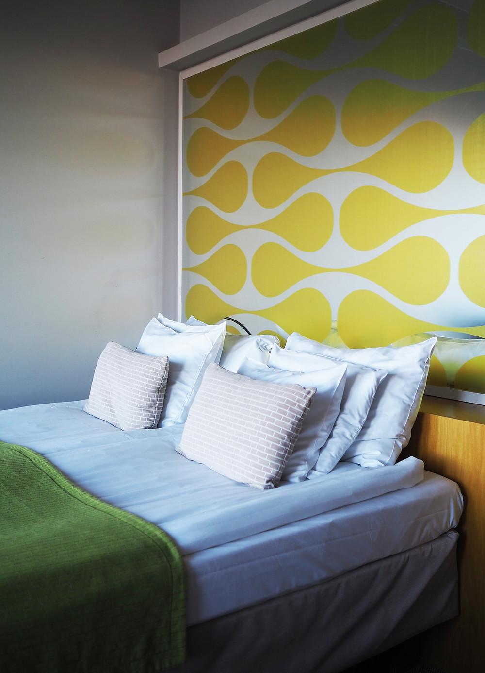 Solo Sokos Hotel Paviljonki huone