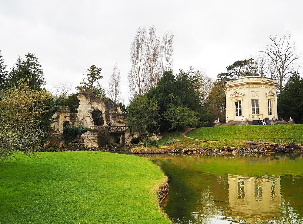 Petit Trianon lammikko