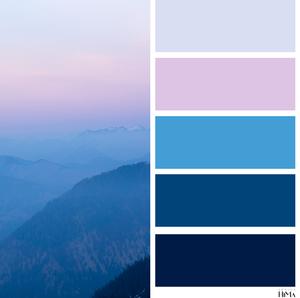 Classic Blue Lilac