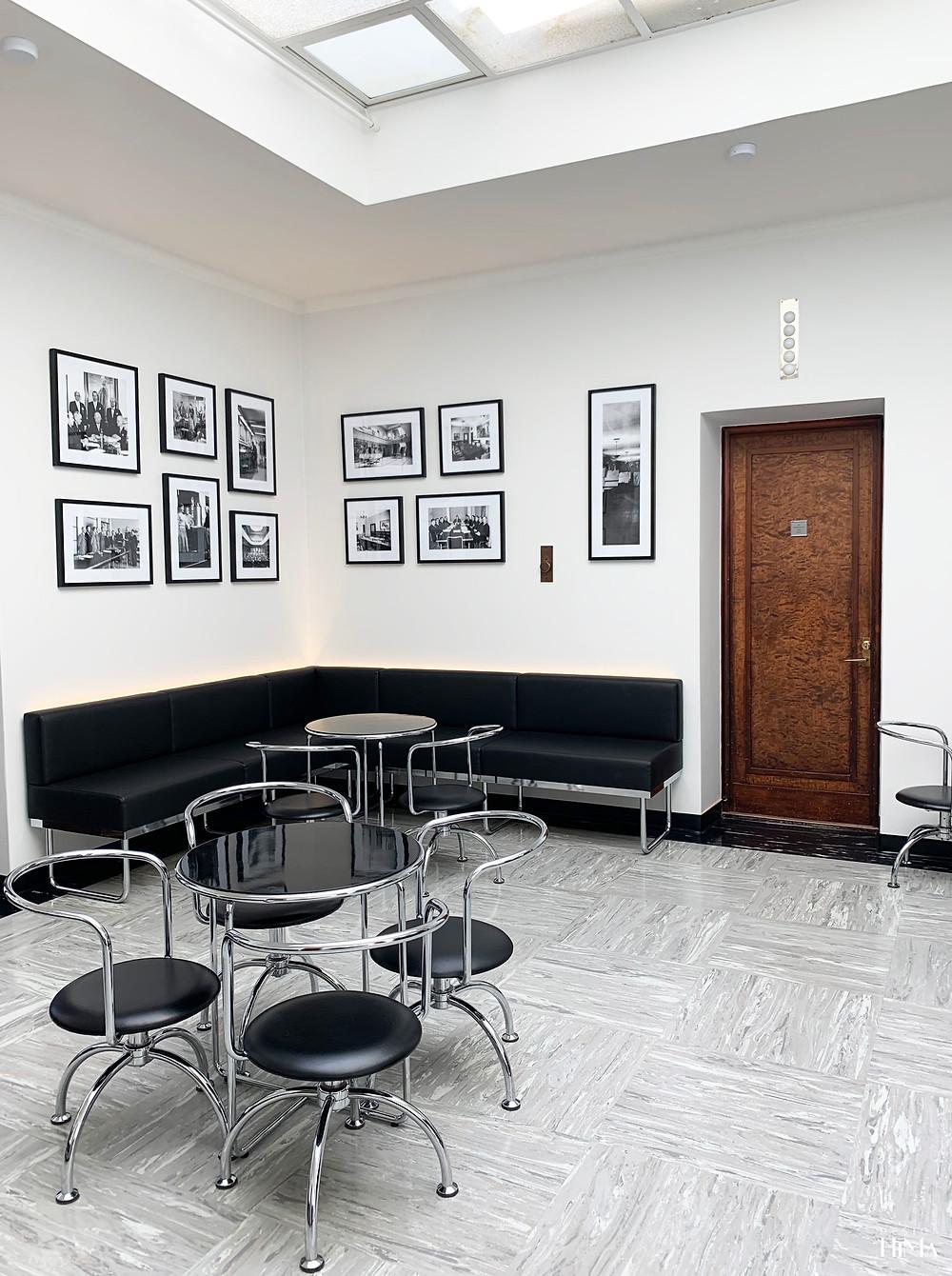Gustaf-museo funkis-kahvio
