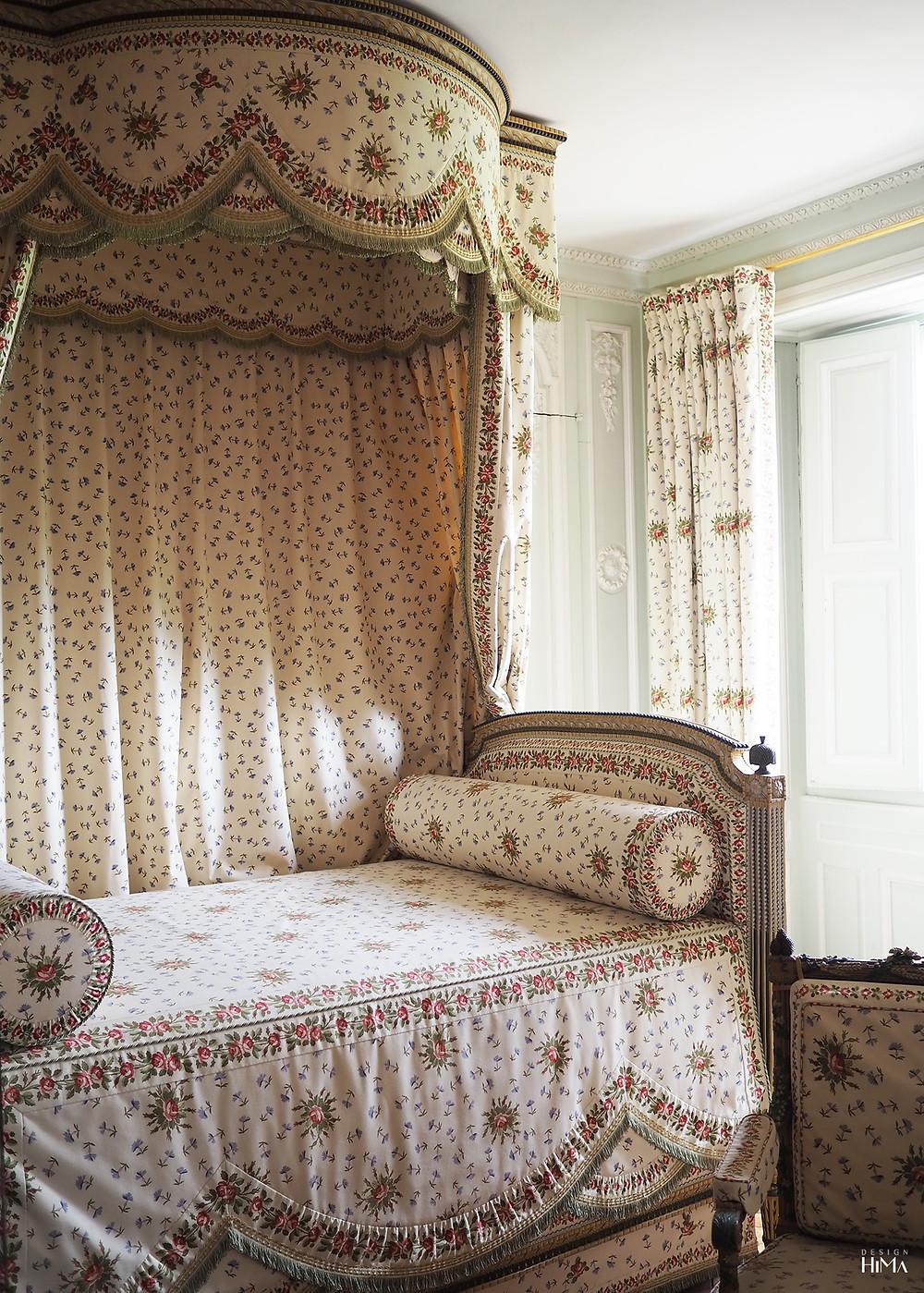 Petit Trianon makuuhuone