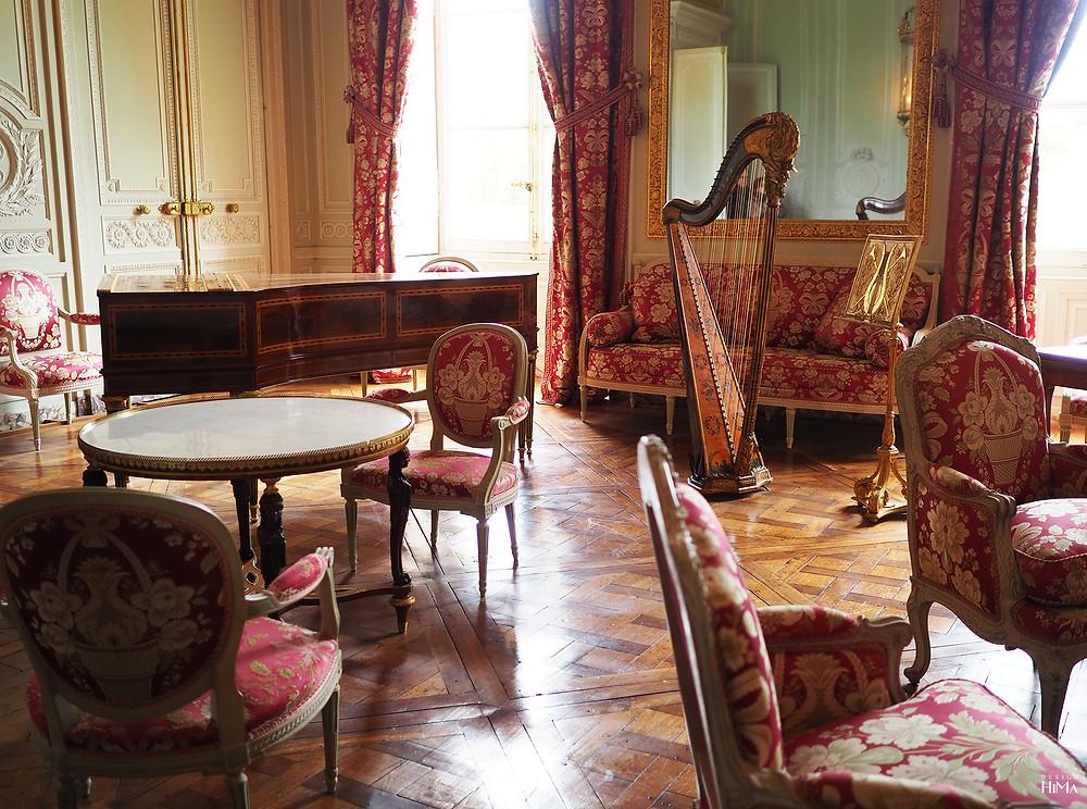 Petit Trianon salonki