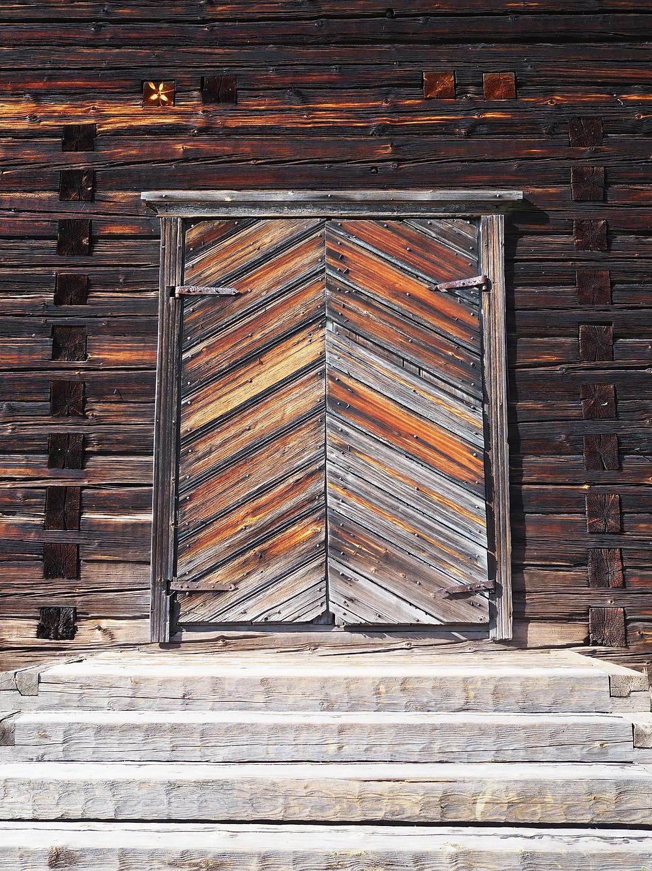 Petäjäveden vanha kirkko ovi
