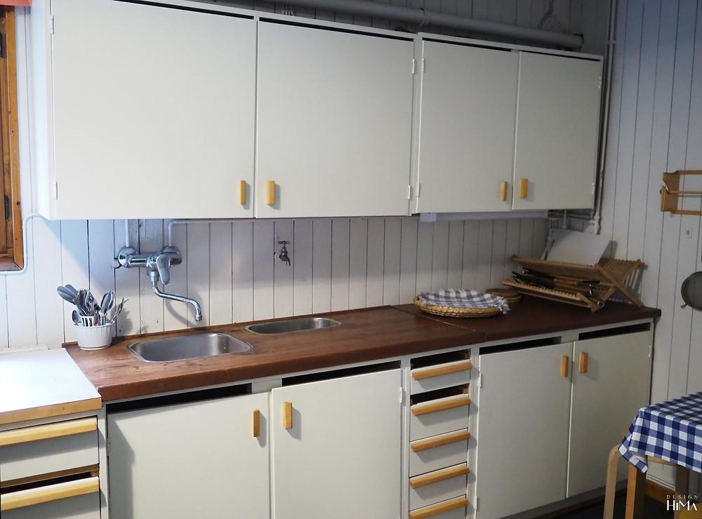 Muuratsalon koetalo keittiö