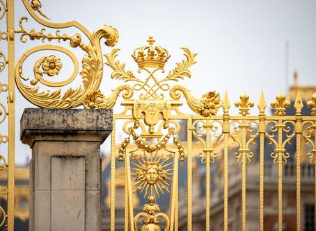 Versaillesin palatsi – kultaa, loistoa ja yltäkylläisyyttä yli ymmärryksen