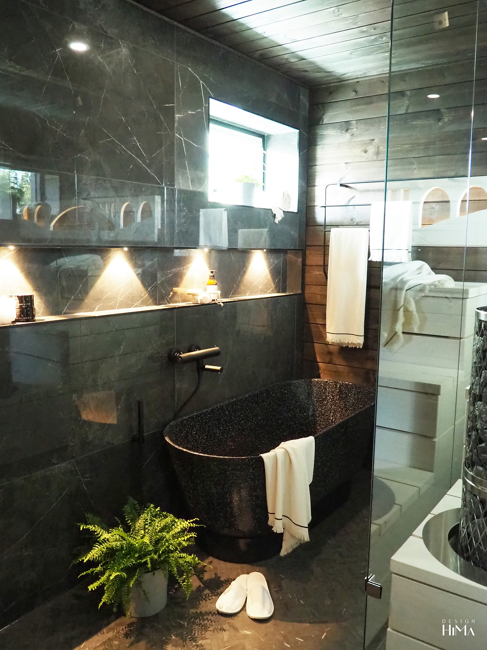 Talo Korea kylpyhuone