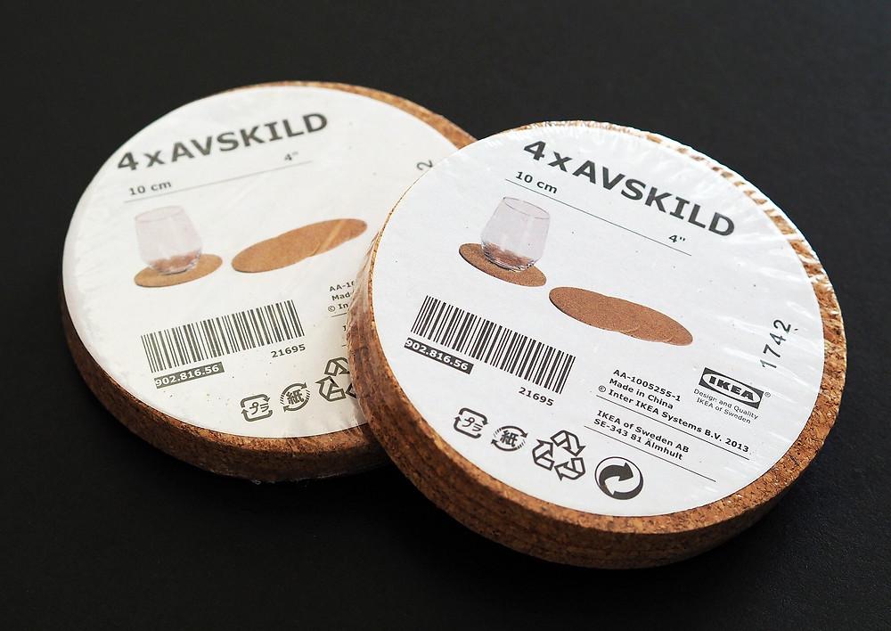 Ikean lasinaluset