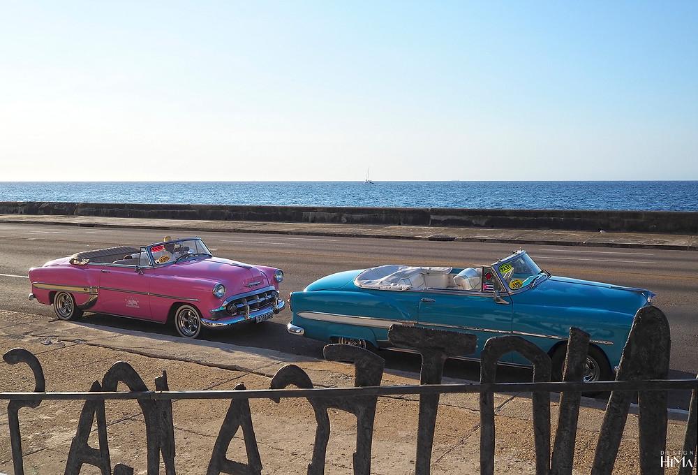 American Cars El Malecon