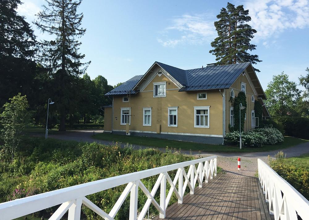 Noormarkun Ruukki Vainiola Alvar Aalto