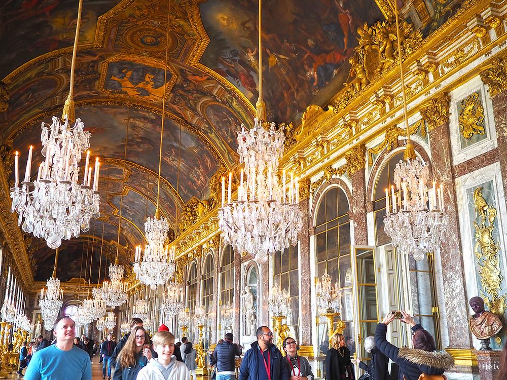 Versaillesin linna peilisali