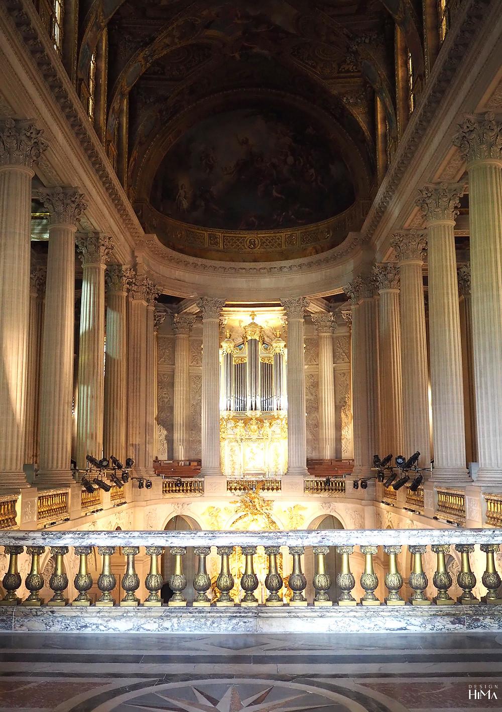 Versaillesin linnan temppelin ururt