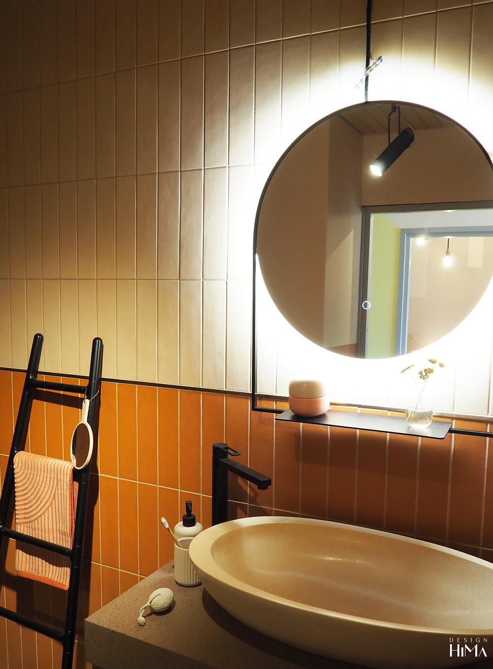 Trendikoti kylpyhuone