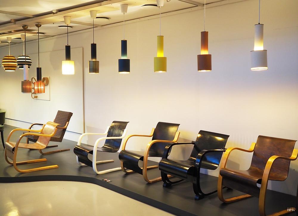 Muotoja moneksi Aalto-museo