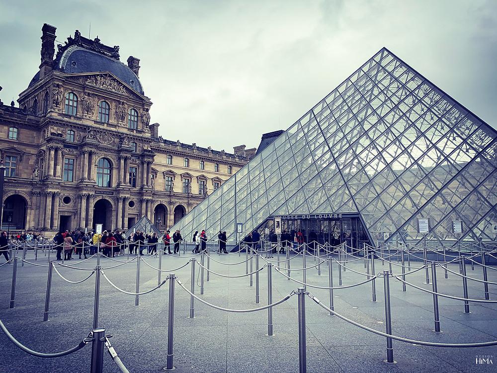 Pariisi Louvre