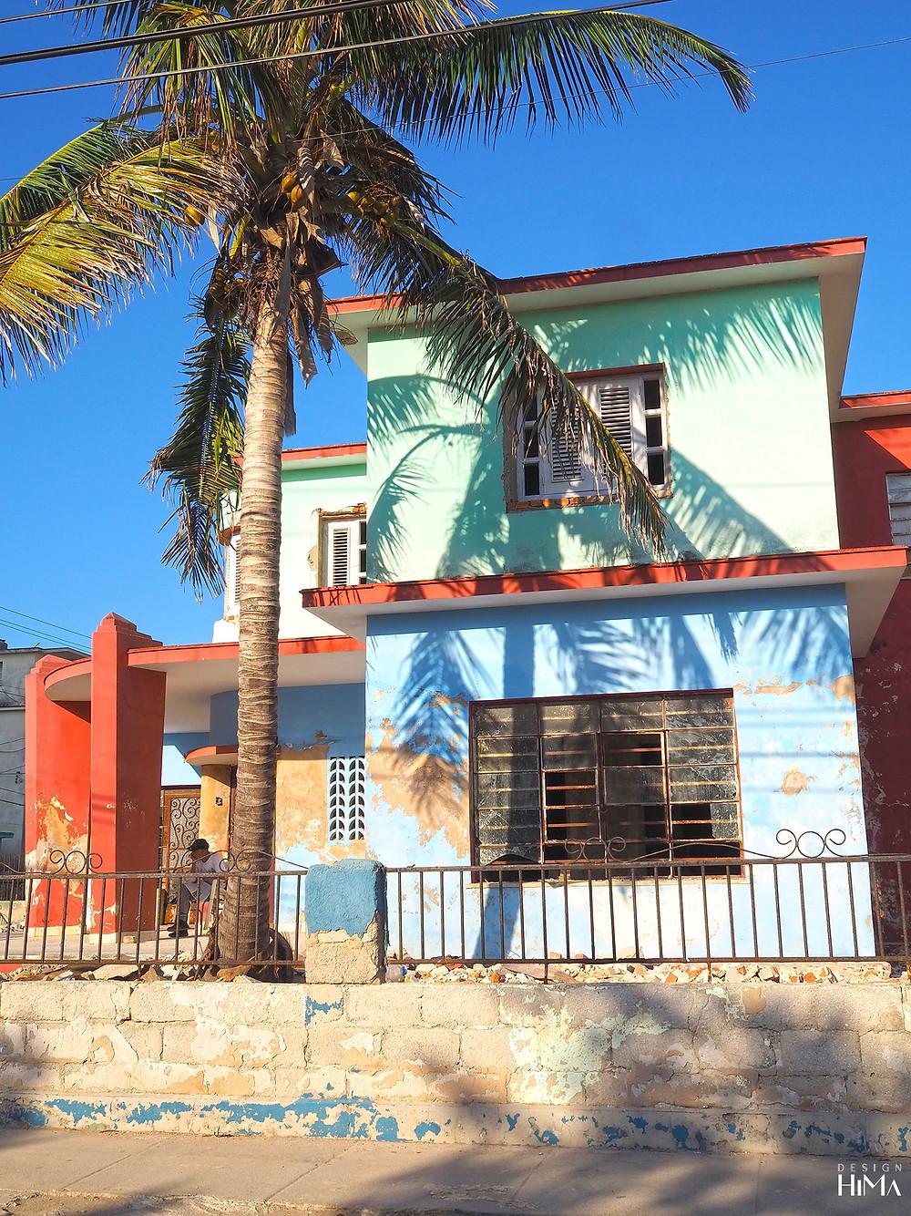 Paikallinen asumus Havannassa